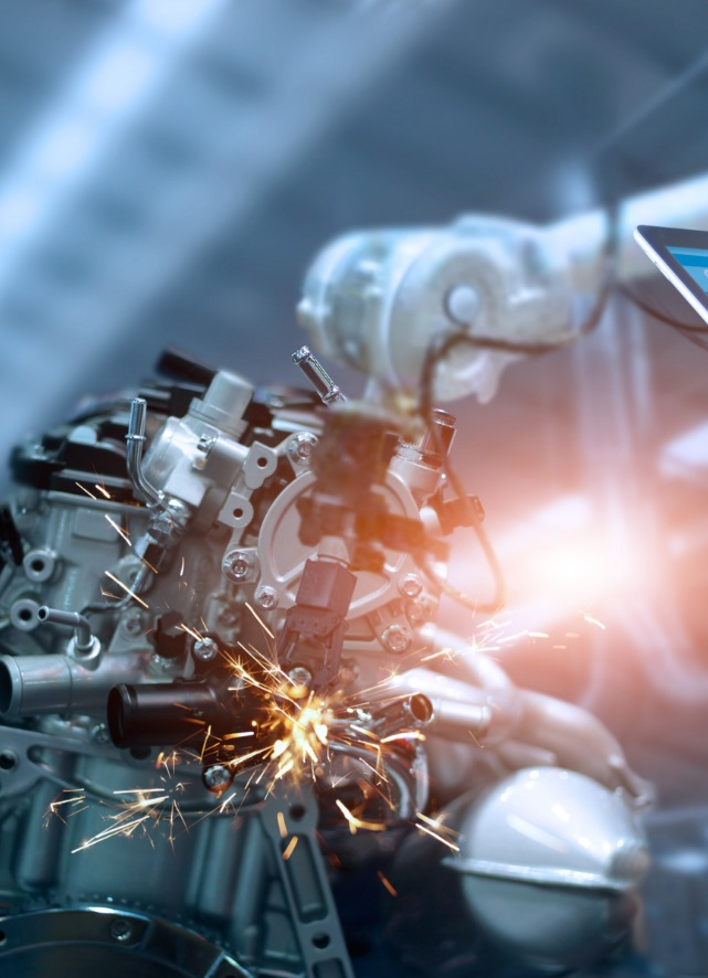 AI Solutions - Manufacturing